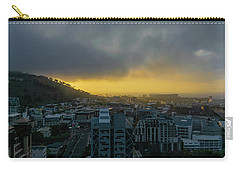 Sunset Over Cape Town Carry-all Pouch