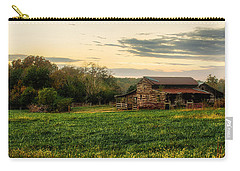 Sunset Over Dogwood Ridge Carry-all Pouch