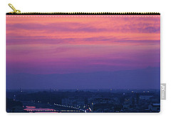 Sunset Over Florence Carry-all Pouch