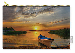 Sunset Over Lake Carry-all Pouch