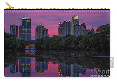 Sunset Over Midtown Carry-all Pouch