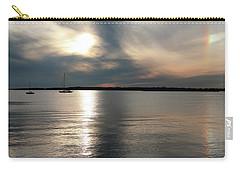 Sunset Over Narragansett Carry-all Pouch