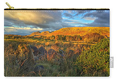 Sunset Over The Campsie Fells Carry-all Pouch