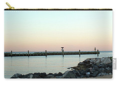 Sunset Over The Chesapeake Bay Carry-all Pouch