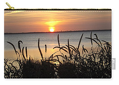 Sunset Over The Sound  Carry-all Pouch