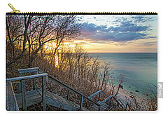 Sunset Overlooking Long Island Sound Carry-all Pouch