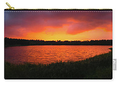 Sunset Panorama Carry-all Pouch