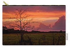 Sunset Pasture Carry-all Pouch