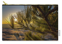 Sunset Pines Carry-all Pouch