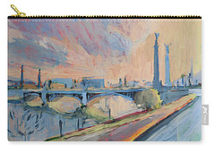 Sunset Pont Fragnee Carry-all Pouch