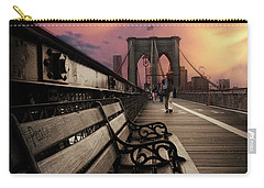 Sunset Promenade Carry-all Pouch