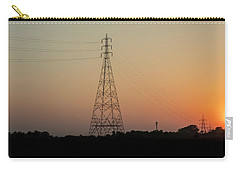 Sunset Pylons Carry-all Pouch