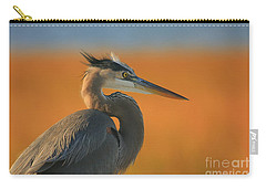 Sunset Reeds Carry-all Pouch
