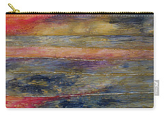 Sunset Reflections Carry-all Pouch by John Stuart Webbstock