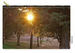 Sunset Retreat Carry-all Pouch by Michele Myers