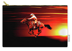 Sunset Rider Carry-all Pouch