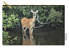 Sunset River Doe Carry-all Pouch