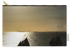Sunset Schooners Carry-all Pouch