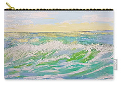 Sunset Seascape 6 Carry-all Pouch