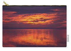 Sunset Sequim Carry-all Pouch