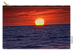 Sunset Siesta Key Florida Carry-all Pouch
