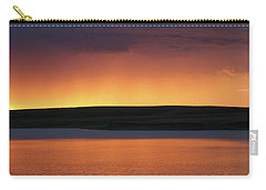 Sunset Storm Carry-all Pouch