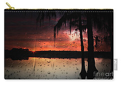 Sunset Storms Carry-all Pouch