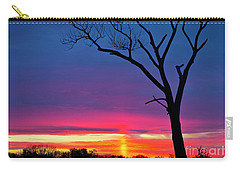 Sunset Sundog  Carry-all Pouch
