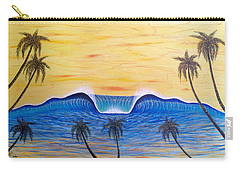 Sunset Surf Dream Carry-all Pouch