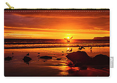 Sunset Surprise Carry-all Pouch