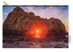 Sunset Through  Carry-all Pouch