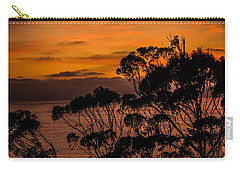 Sunset /torrey Pines Image 2 Carry-all Pouch