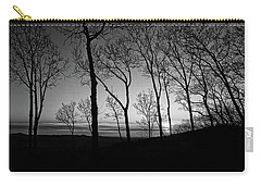 Sunset Trees Carry-all Pouch