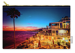 Sunset Twilight At The Laguna Riviera Carry-all Pouch