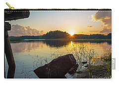 Sunset Under The Bridge Carry-all Pouch