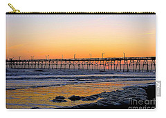 Sunset Under The Pier Carry-all Pouch