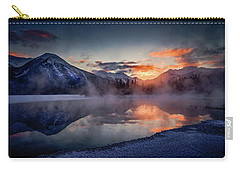 Sunset, Vermilion Lakes Carry-all Pouch