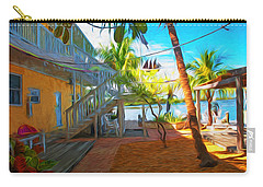 Sunset Villas Patio Carry-all Pouch