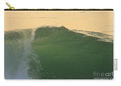 Carry-all Pouch featuring the photograph Liquid La Jolla by John F Tsumas