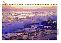 Sunset, West Oahu Carry-all Pouch