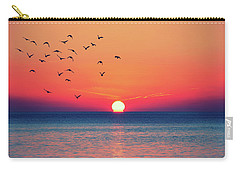 Sunset Wishes Carry-all Pouch