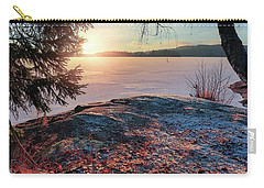 Sunsets Creates Magic Carry-all Pouch