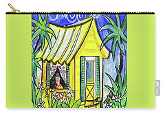 Sunshine Cottage Carry-all Pouch