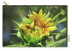 Sunshine In The Garden 20 Carry-all Pouch