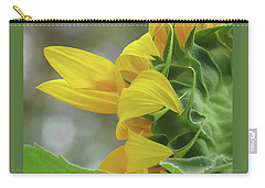 Sunshine In The Garden 9 Carry-all Pouch