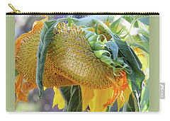 Sunshine In The Garden - Ageless Beauty 6 Carry-all Pouch