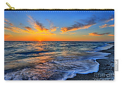 Carry-all Pouch featuring the photograph Sunshine Skies by Scott Mahon