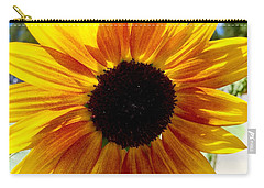 Sunshine Sunflower Carry-all Pouch