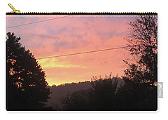 Sunshine Without The Fog Carry-all Pouch
