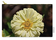 Sunshine Yellow Carry-all Pouch